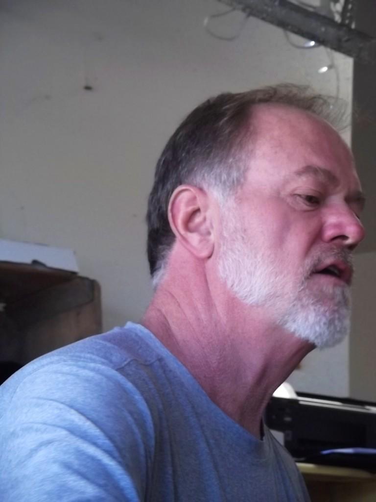 Kenneth Dunn at Hermosa Vineyards