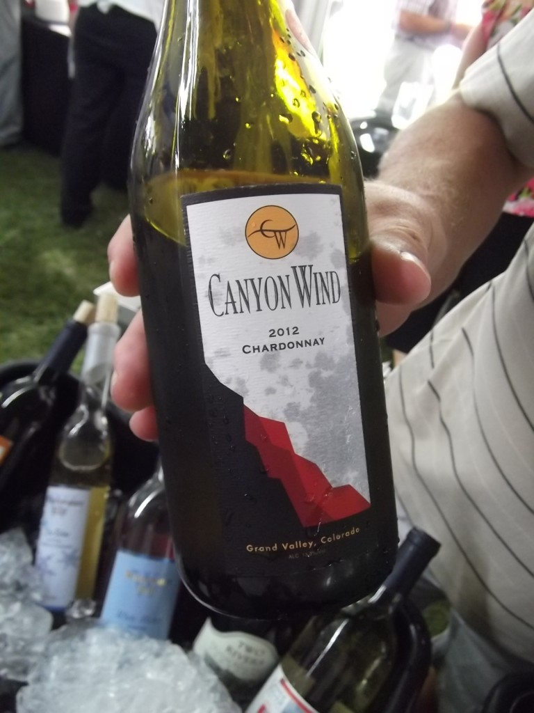Canyon Wind chardonnay
