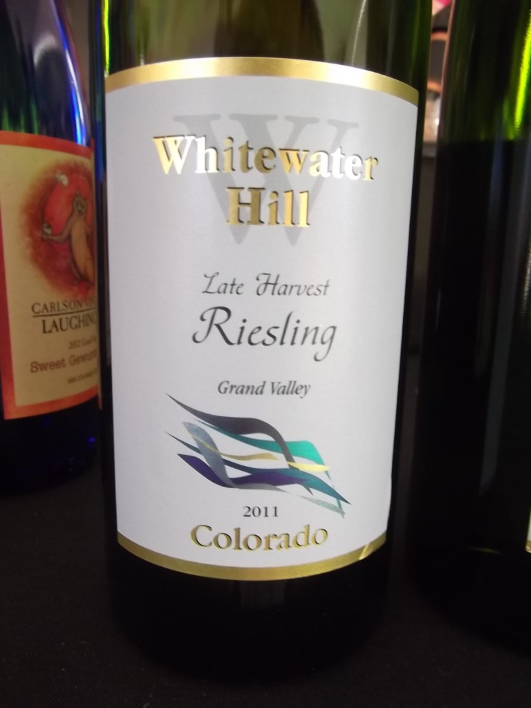 Whitewater Hill Late Harvest Riesling