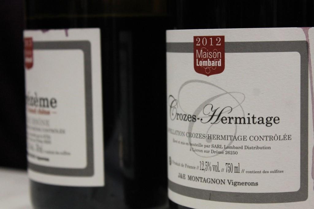 Crozes-Hermitage and Brezeme