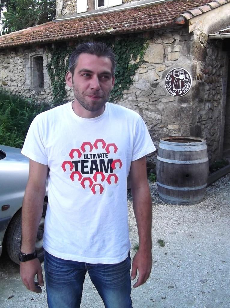 Julien Montagnon, Domaine Lombard